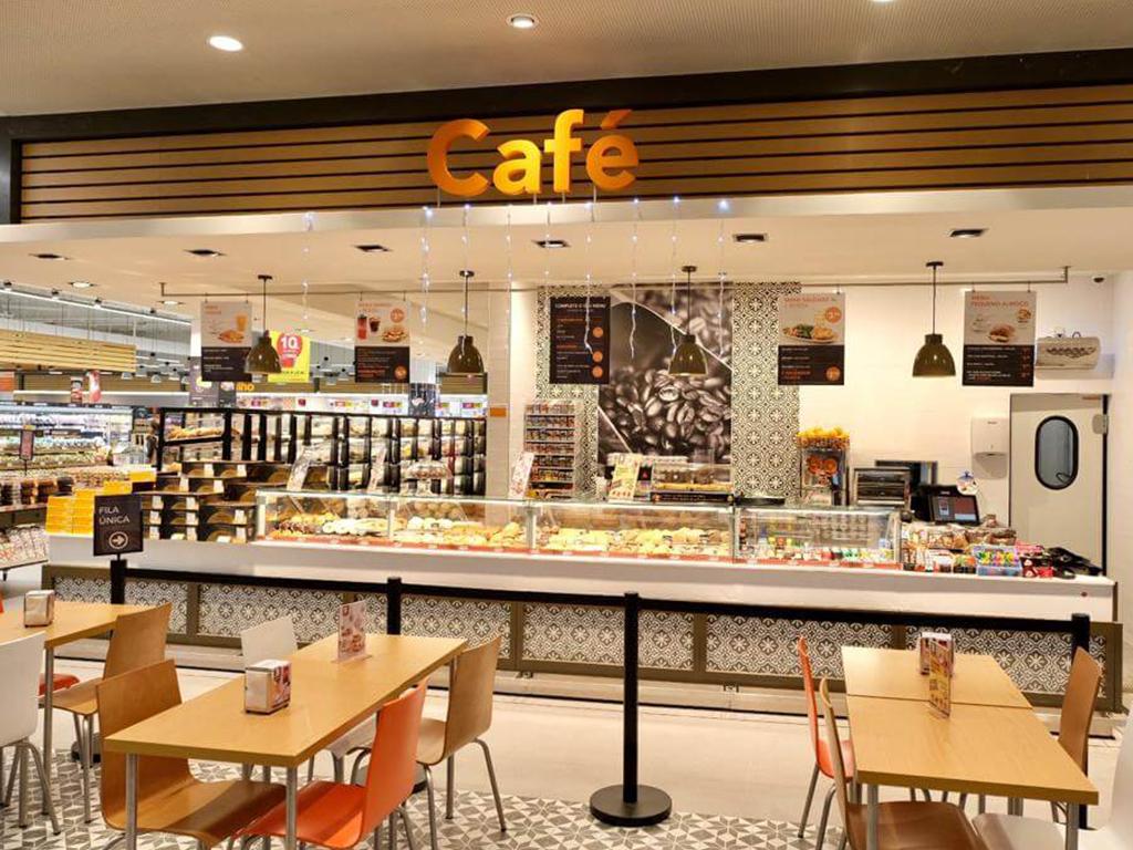 cafetaria Bom Dia 1